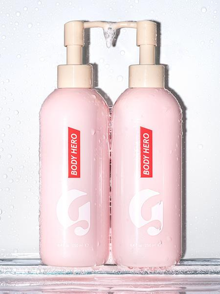 Oil Body Wash Body Hero Daily Oil Wash Glossier