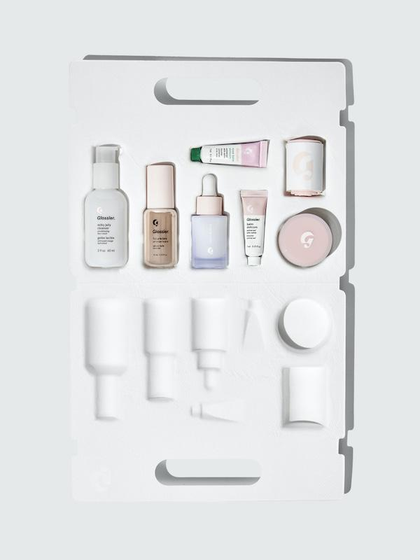 The Skincare Edit by Glossier